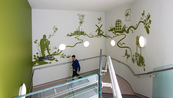 Acrylize-NHS-staircase-mural-wallpaper-wp5004268