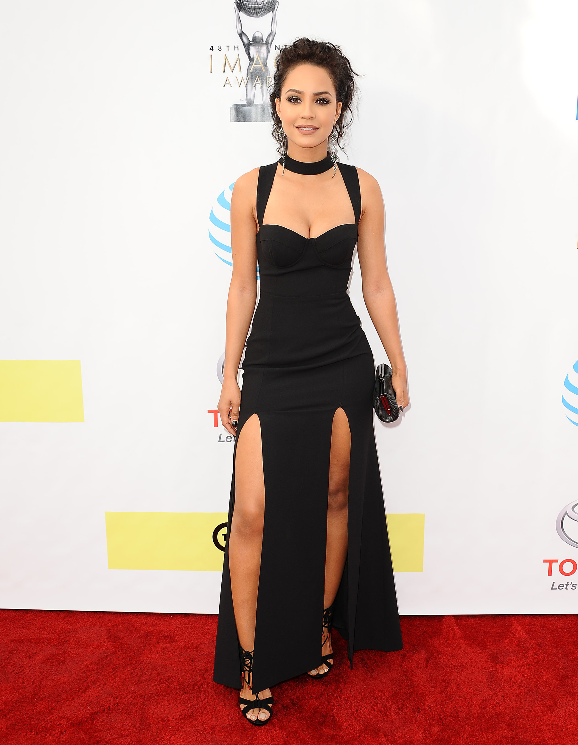 Actress-Tristin-Mays-attends-the-th-NAACP-Image-Awards-at-Pasadena-Civic-Auditorium-on-February-wallpaper-wp5203857