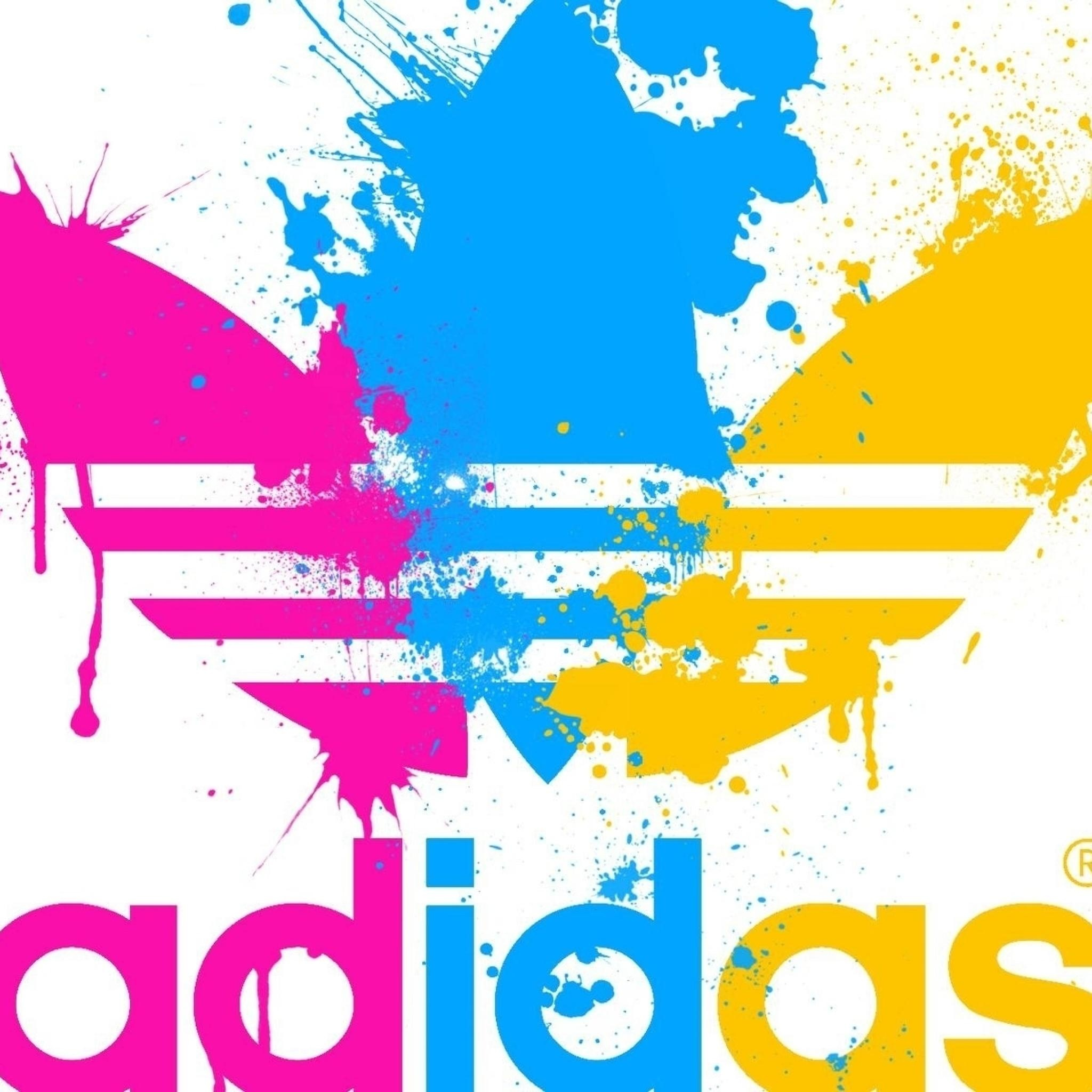 Adidas-Colored-Logo-Ipad-wallpaper-wallpaper-wp4803932