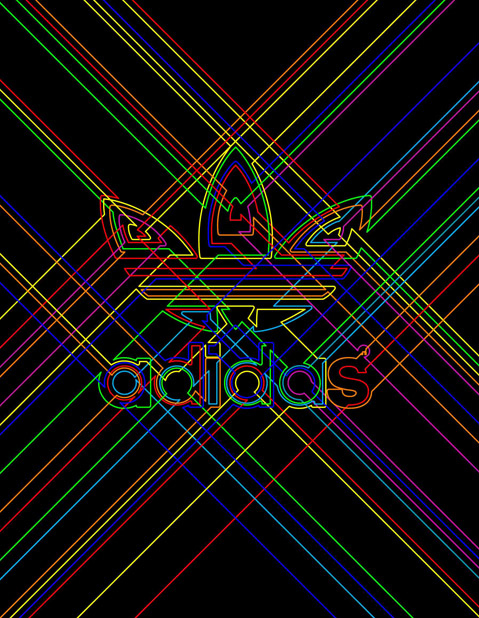 Adidas-Logo-on-Behance-wallpaper-wp4803945