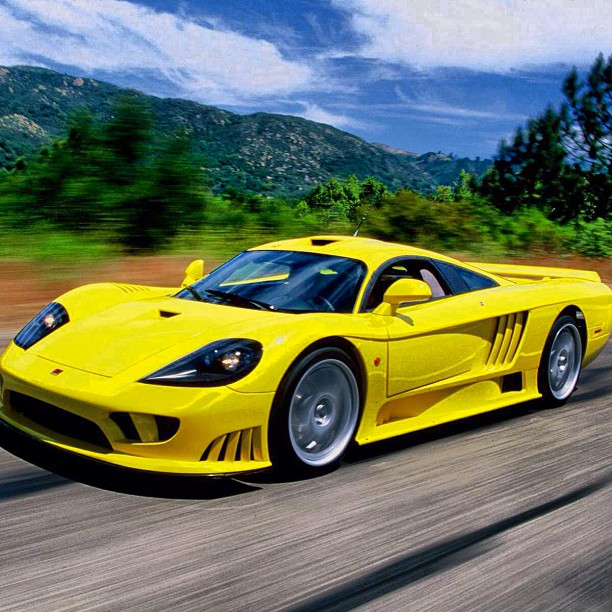 Aggressive-yellow-Saleen-S-wallpaper-wp4404261