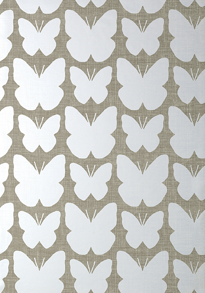 Aldora-in-silver-on-charcoal-from-the-Geometric-Resource-collection-Thibaut-wallpaper-wp520125
