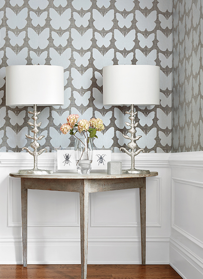 Aldora-in-silver-on-charcoal-from-the-Geometric-Resource-collection-Thibaut-wallpaper-wp5203937