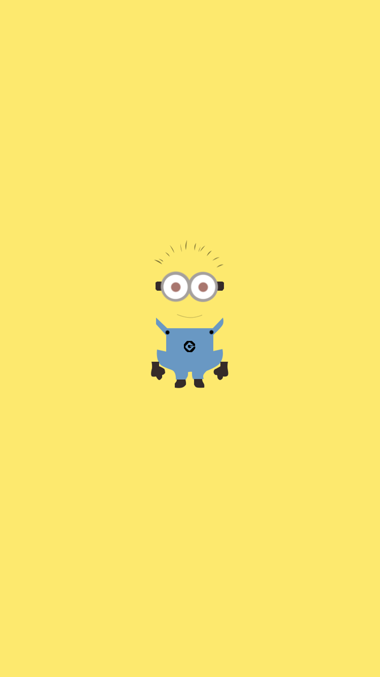 All-yellow-minion-iphone-from-Despicable-Me-for-Halloween-wallpaper-wp5803376