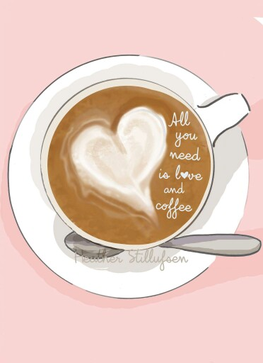 All-you-need-is-love-and-coffee-heart-wallpaper-wp6001971