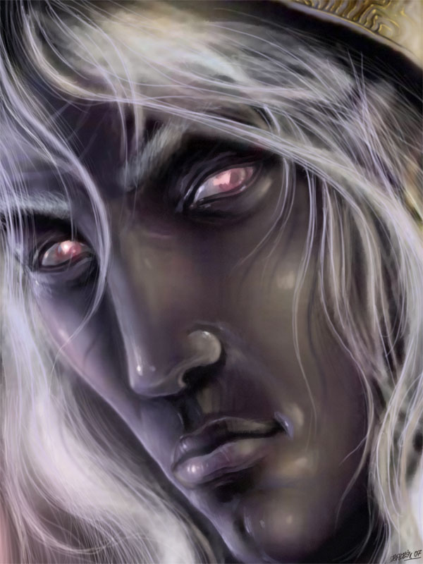Amazing-illustration-of-Drizzt-featuring-his-violet-coloured-eyes-wallpaper-wp5403209