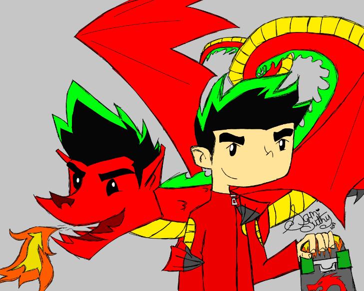 American-Dragon-Jake-Long-by-ElectricOnyx-deviantart-com-on-deviantART-wallpaper-wp4002967