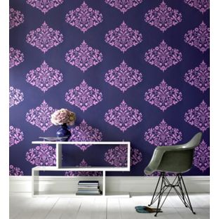 Amy-Butler-Fountain-Midnight-from-Homebase-co-uk-%C2%A3-wallpaper-wp5004495