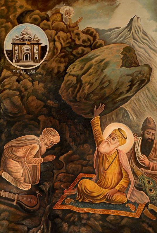 An-Episode-From-the-Life-of-Guru-Nanak-wallpaper-wp5004503