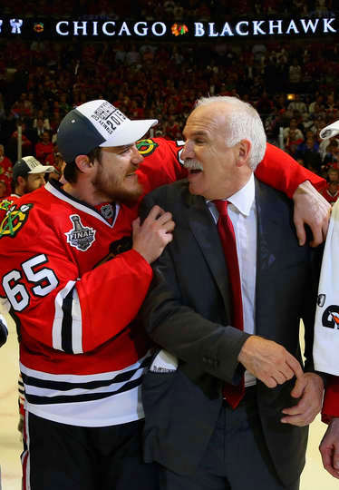 Andrew-Shaw-and-Joel-Quenneville-wallpaper-wp5803456