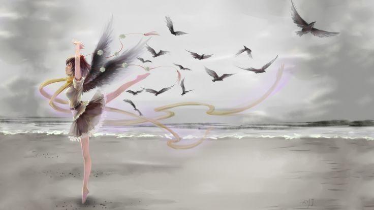 Anime-Drawing-Birds-original-background-wallpaper-wp3602536