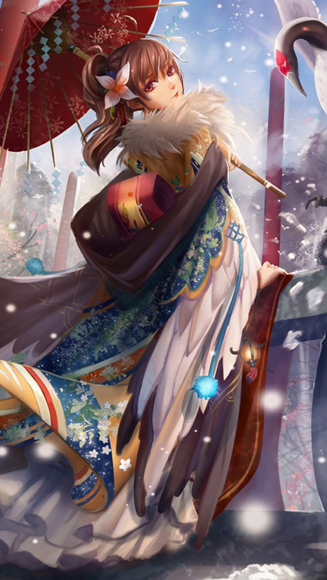Anime-Girl-Kimono-Umbrella-Artwork-HD-Wi-wallpaper-wp5004566