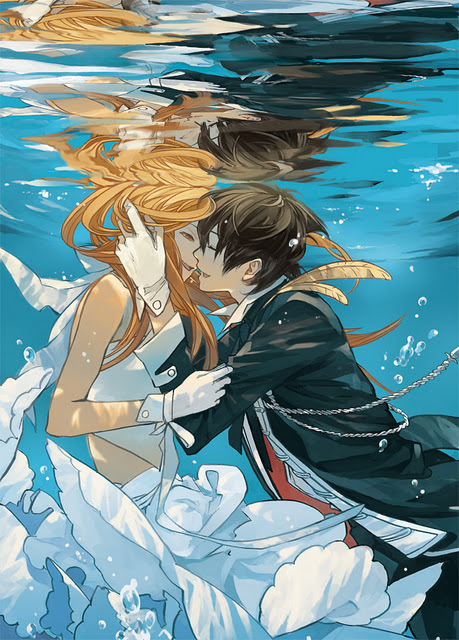 Anime-couple-Anime-Wedding-Couple-Kiss-Pictures-wallpaper-wp5204093