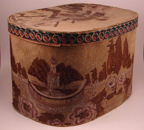 Antique-Pantry-Box-with-paper-decoration-wallpaper-wp520135