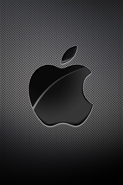 Apple-Black-Background-iPhone-By-TipTechNews-com-wallpaper-wp4003058