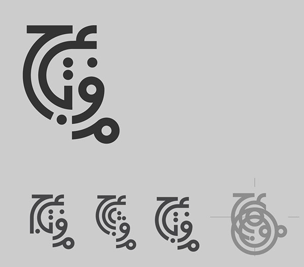 Arabic-logos-on-Behance-wallpaper-wp6002072