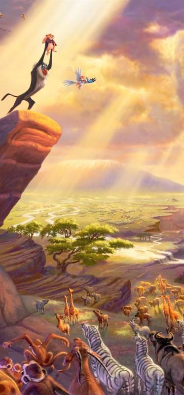 Art-Thomas-kinkade-DisneyThe-Lion-King-wallpaper-wp423768-1
