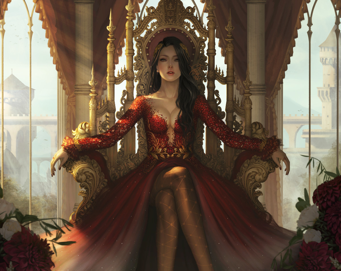 ArtStation-The-Lotus-Ina-Wong-wallpaper-wp3602743