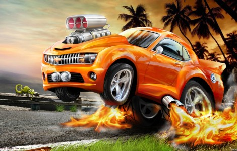 Awesome-Orange-Chevrolet-Car-D-Design-HD-Picture-wallpaper-wp5004866