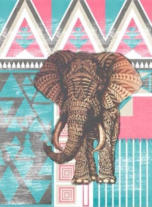 Aztec-Elephant-background-wallpaper-wp4404724