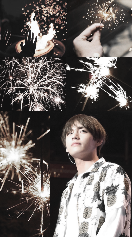 BTS-V-Bangtan-Boys-Kim-Taehyung-wallpaper-wp600813