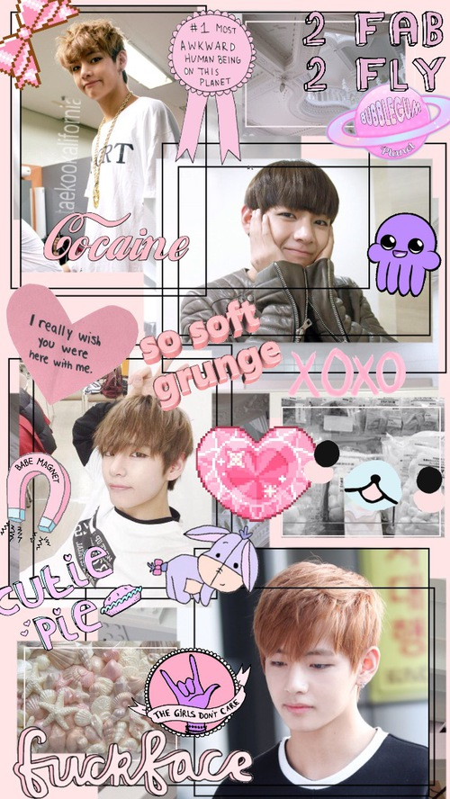 BTS-V-Bangtan-Boys-Kim-Taehyung-wallpaper-wp600938