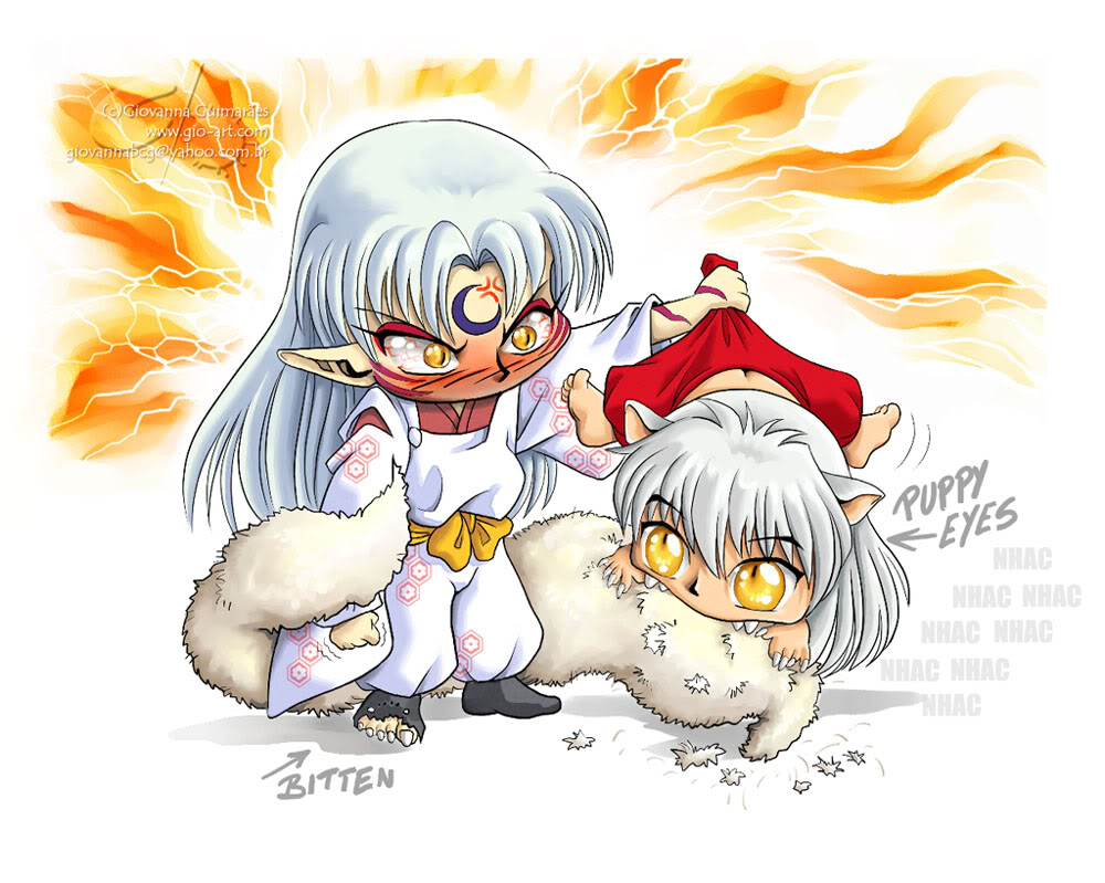 Baby-Inuyasha-And-Sesshomaru-wallpaper-wp4804474
