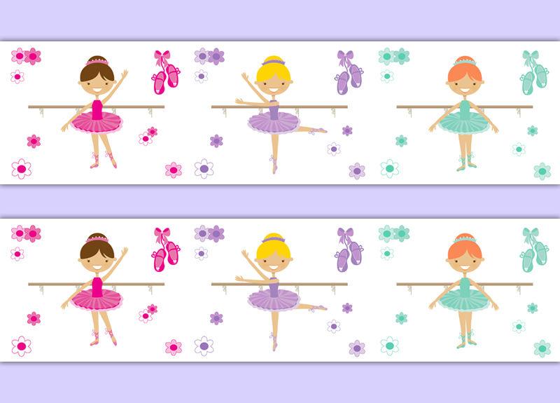 Ballerina-Room-Decor-Baby-Girl-Nursery-Border-Wall-Art-Decals-Stickers-decampstudios-wallpaper-wp5204384