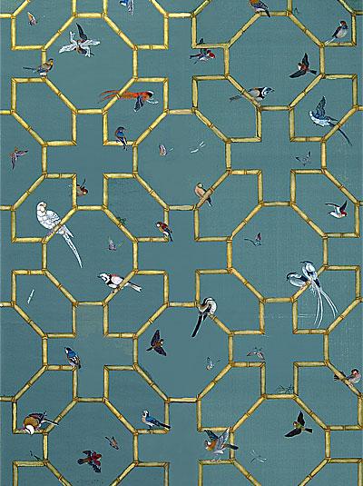 Bamboo-trellis-with-birdies-wallpaper-wp5803814