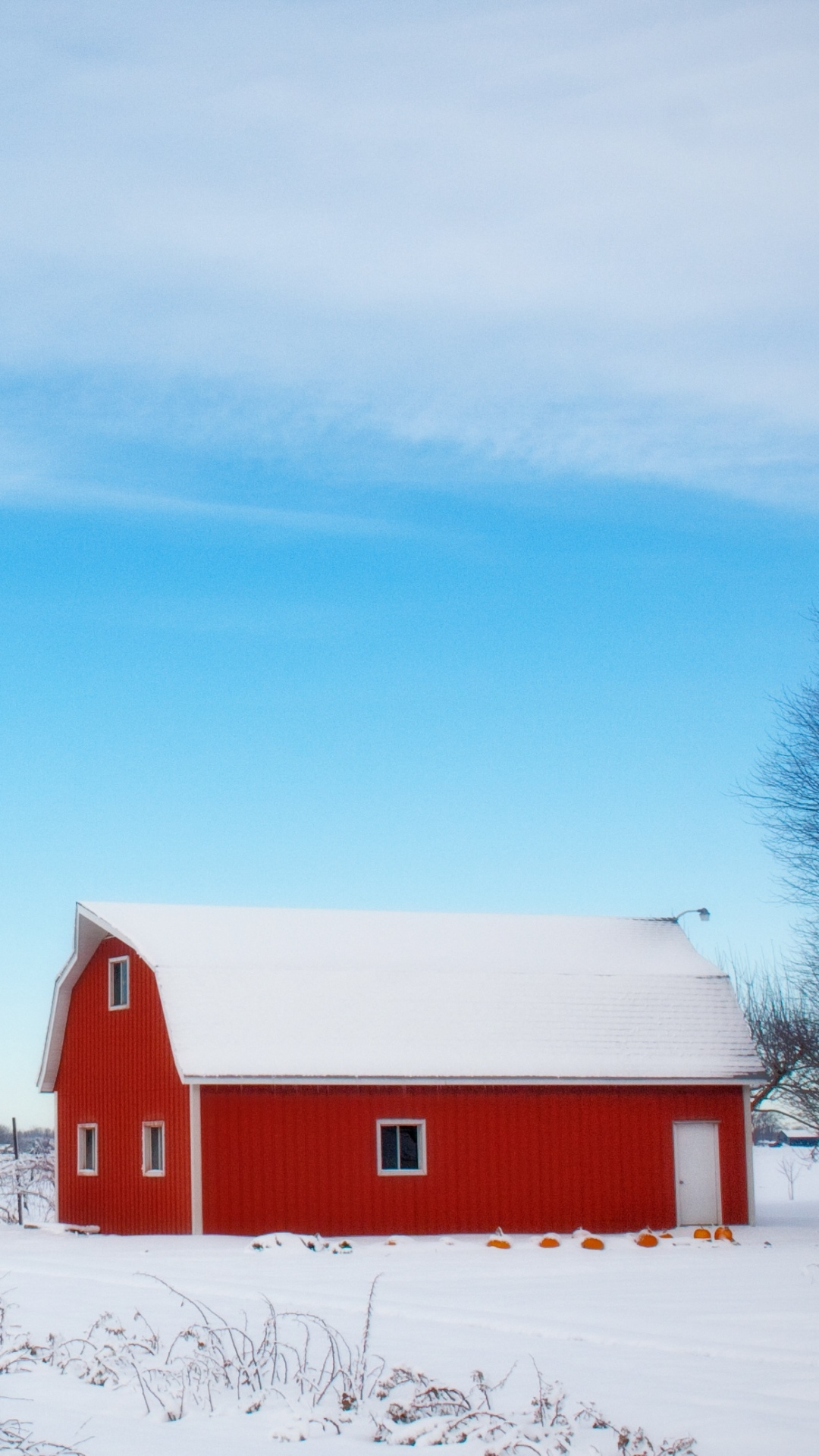 Barn-Winter-Sky-Tree-iPhone-wallpaper-wp3003484