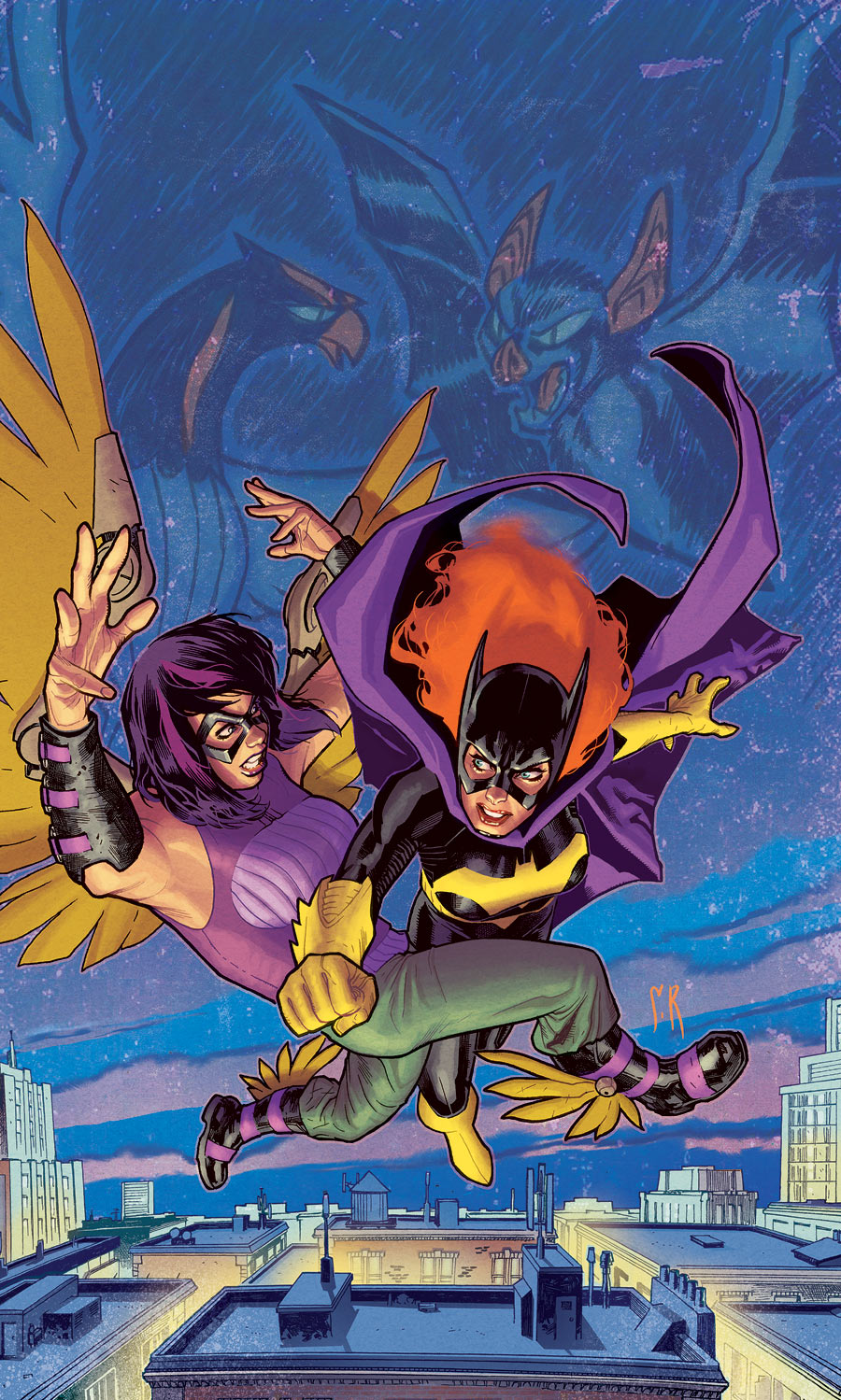 Batgirl-in-wallpaper-wp5204449
