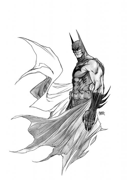 Batman-sketch-by-Michael-Turner-wallpaper-wp5803841