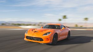 Dodge Viper tapetti