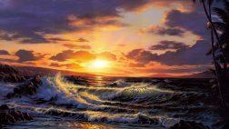 Beach-Superb-Rocky-Seacoast-Maui-Hawaii-Grass-Coast-Mountains-Sea-Rocks-Pacific-Ocean-Beach-HD-Wall-wallpaper-wp3402962