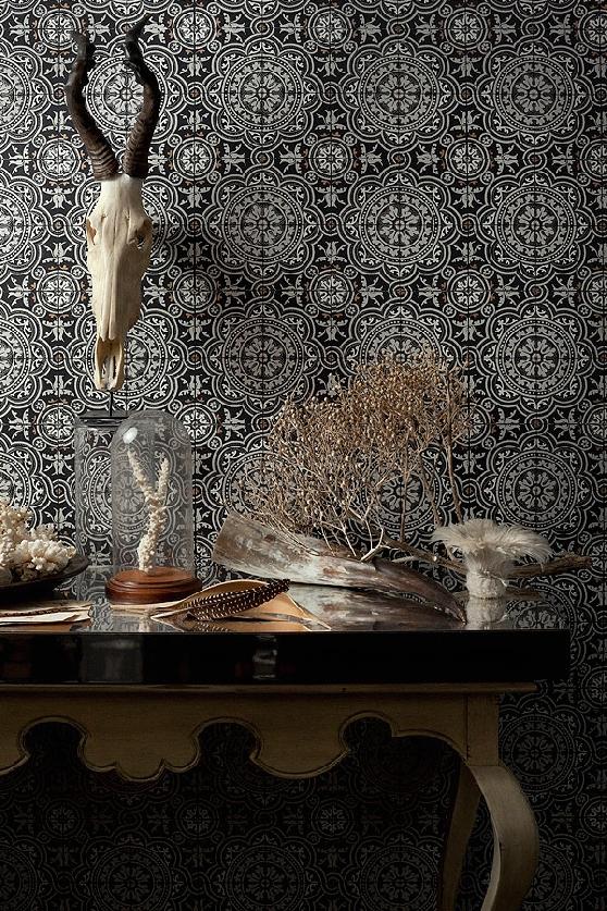 Beautiful-damask-printed-wallpaper-wp423976