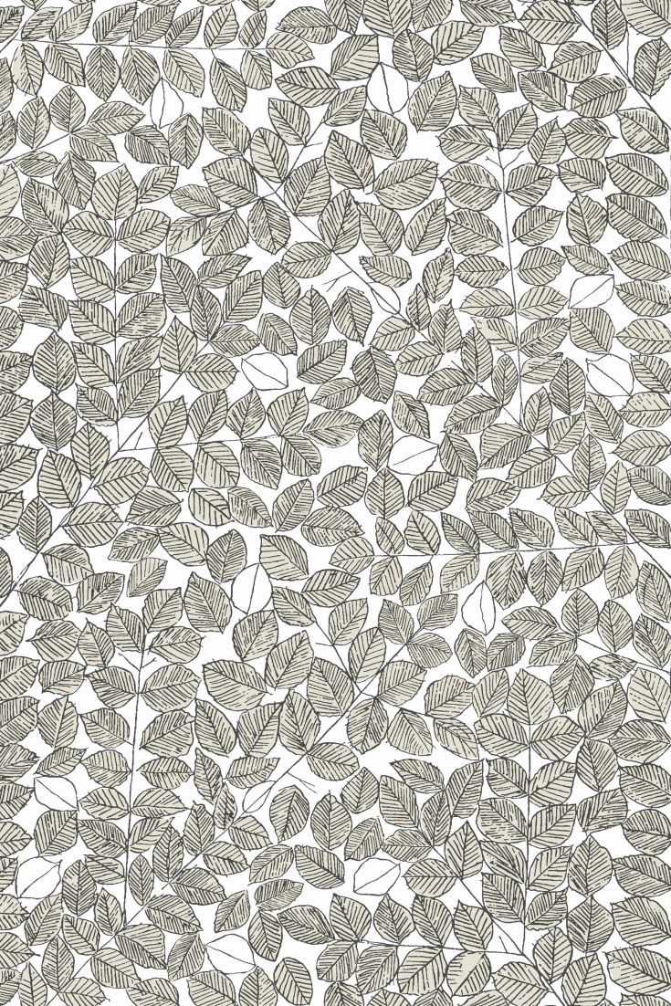 Beautiful-sketched-leaf-design-called-Romans-wallpaper-wp423999