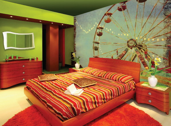 Bedroom-wall-mural-that-s-the-only-thing-I-like-in-here-wallpaper-wp3003587
