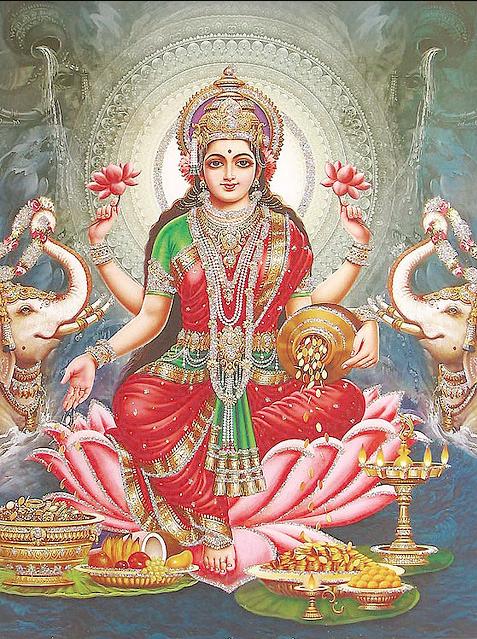 Bhagavati-Mahalakshmi-the-Goddess-of-prosperity-wallpaper-wp6002333