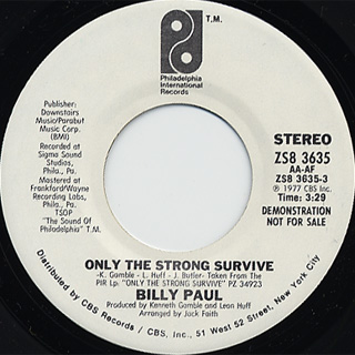 Billy-Paul-Only-The-Strong-Survive-c-w-Mono-wallpaper-wp5603401