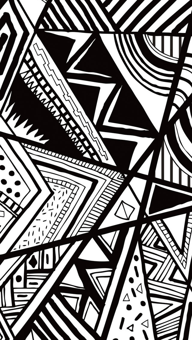 Black-And-White-Doodle-iPhone-s-http-www-ilike-net-iphone-h-wallpaper-wp4604265