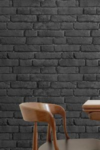 Black-Brick-Koziel-m-Roll-wallpaper-wp3003729