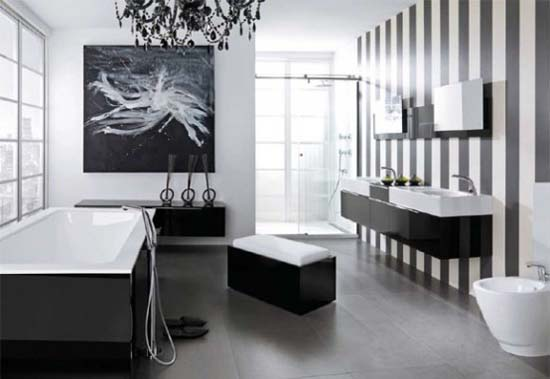 Black-White-bathroom-Love-the-striped-walls-wallpaper-wp6002377