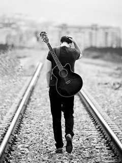 Black-and-white-guitar-wallpaper-wp5005281