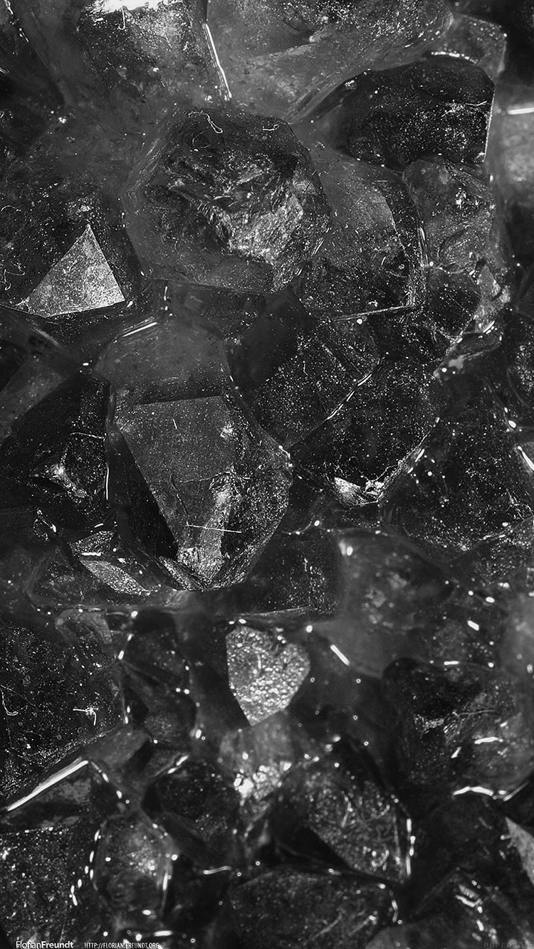Wallpaper iphone diamond - Black And White Organic Abstract Marble Iphone Wallpaper