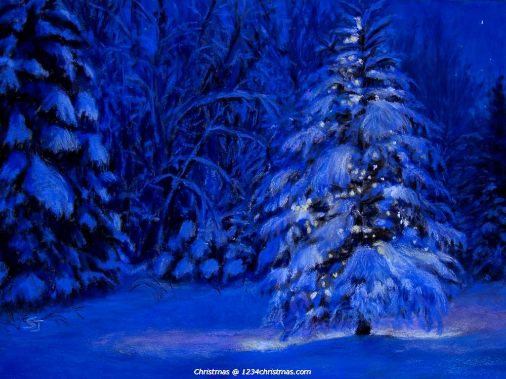 Blue-Christmas-Tree-Wallpaper-Download-wallpaper-wp4804795
