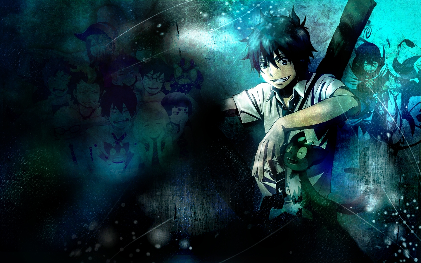 Blue-Exorcist-also-known-as-Ao-no-Exorcist-is-an-action-comedy-fantasy-shonen-manga-with-Multiple-wallpaper-wp3403389