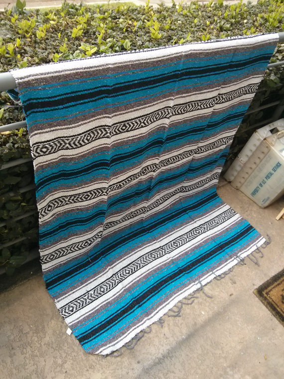 Blue-Mexican-Blanket-by-DaisyMaeVintageDecor-on-Etsy-wallpaper-wp5005349