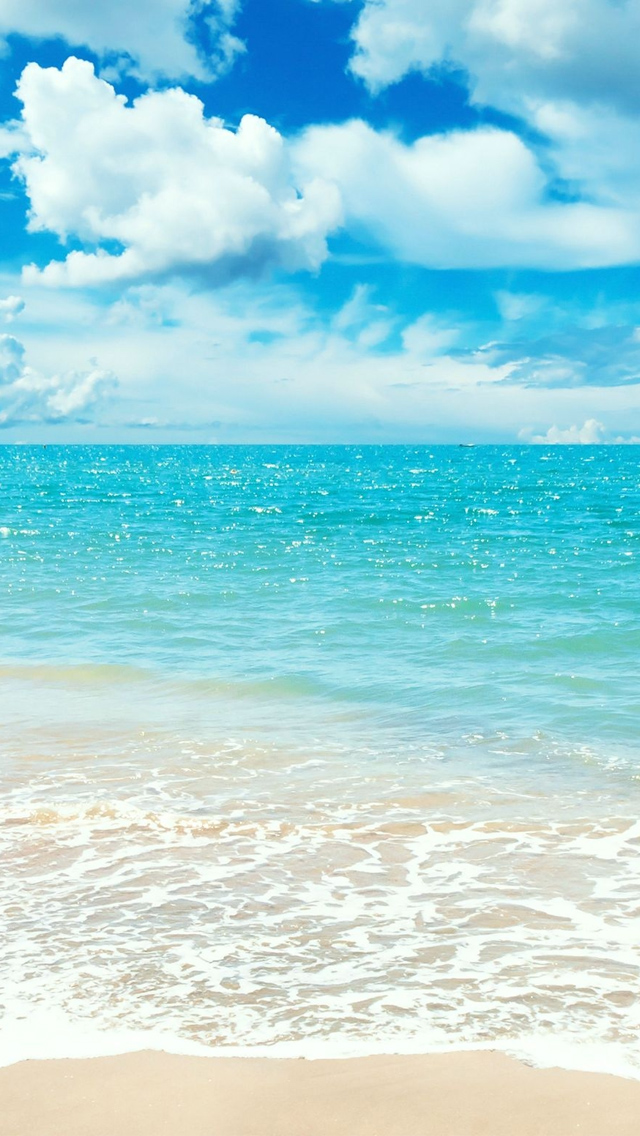 Blue-Sea-iPhone-s-smart-phone-background-wallpaper-wp5403756