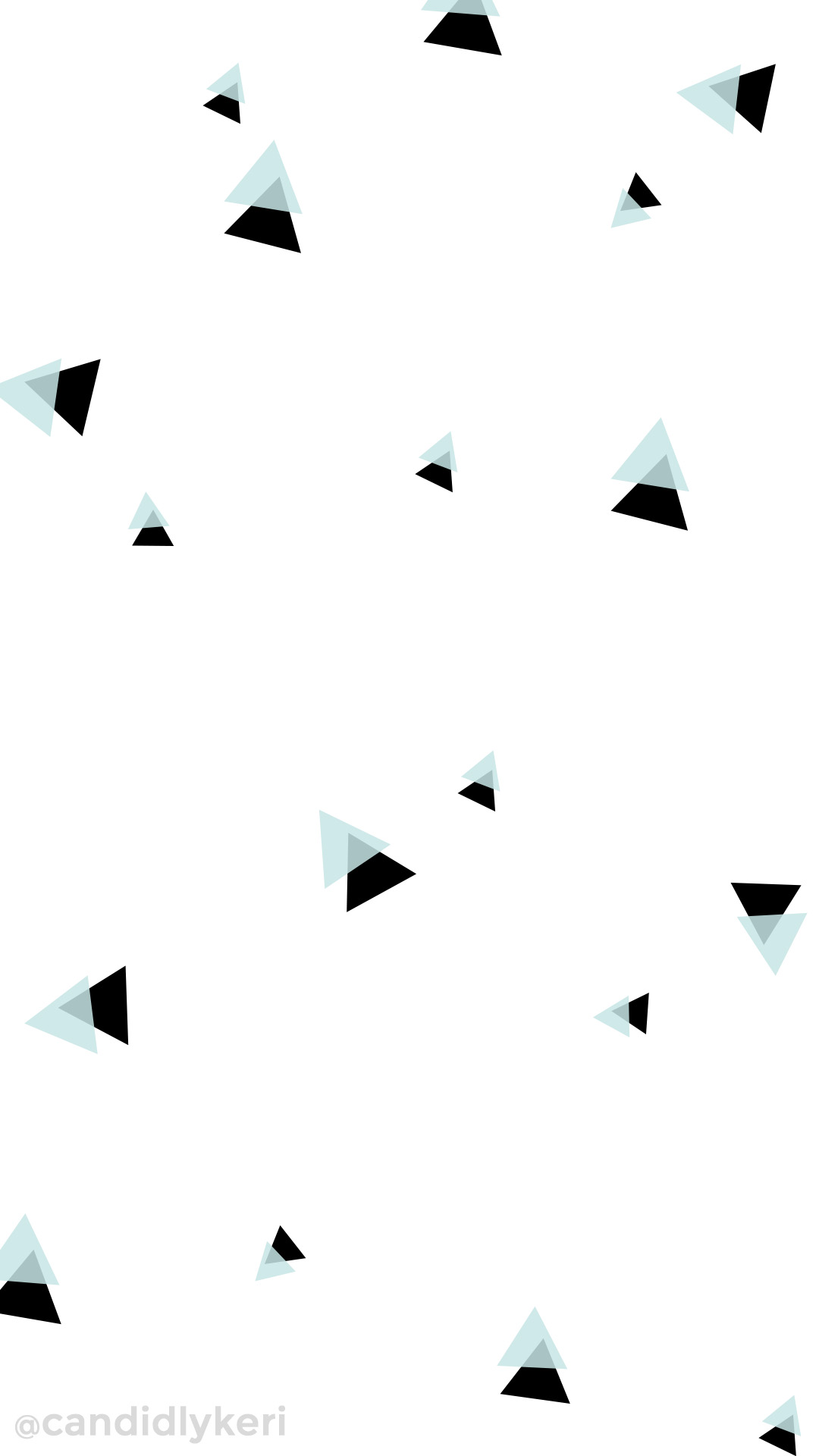 Blue-and-black-triangle-geometric-fun-cute-you-can-download-for-free-on-the-blog-For-any-wallpaper-wp3403379