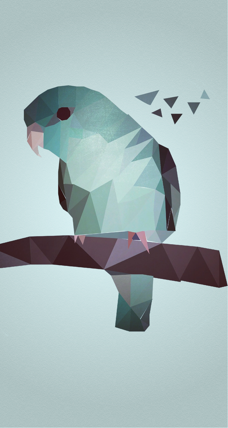 Blue-bird-Download-more-pretty-iPhone-Wallpapers-at-@prettywallpaper-wallpaper-wp4804789